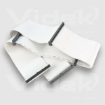 Videk Multi Way SCSI Ribbon Cable 0.90m White SCSI cable