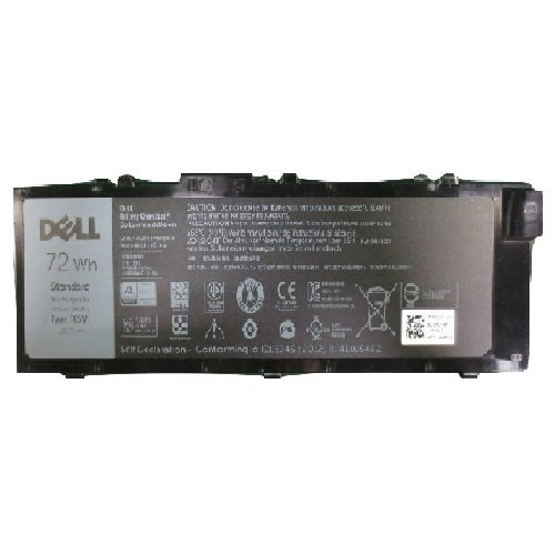 DELL 451-BBSB notebook spare part Battery