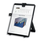 Fellowes 21106 Plastic Black document holder