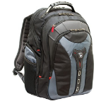 "Wenger/SwissGear 600639 notebook case 43.2 cm (17"") Backpack case Black,Grey"