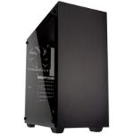 Kolink Stronghold Full Tower 1 x USB 3.0 / 2 x USB 2.0 Tempered Glass Side Window Panel Black Case