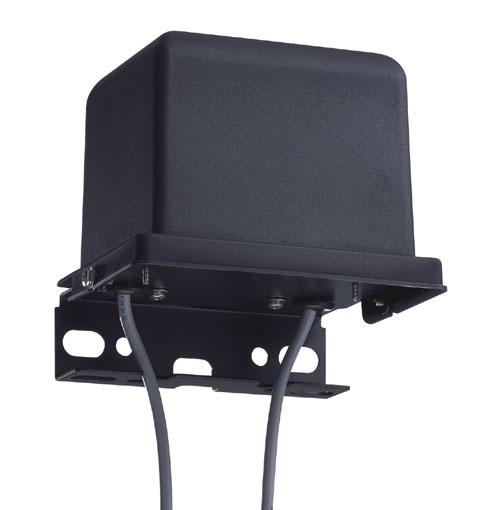 TOA MT-200 impedance matching transformer Black