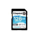 Kingston Technology Canvas Go! Plus flashgeheugen 128 GB SD Klasse 10 UHS-I