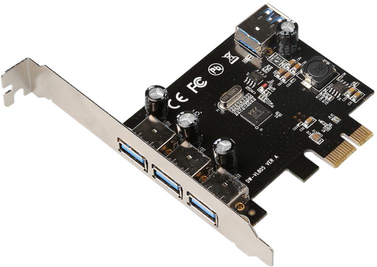 Microconnect MC-USB3.0-F3B1 interface cards/adapter USB 3.2 Gen 1 (3.1 Gen 1) Internal