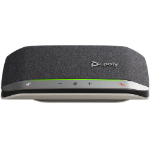 POLY Sync 20 speakerphone Universal Bluetooth Black, Silver