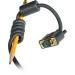 C2G 5m Flexima HD15 M/M Monitor Cable VGA cable VGA (D-Sub) Black