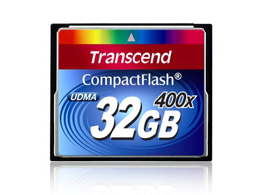 32GB Compact Flash Cf Card 400x
