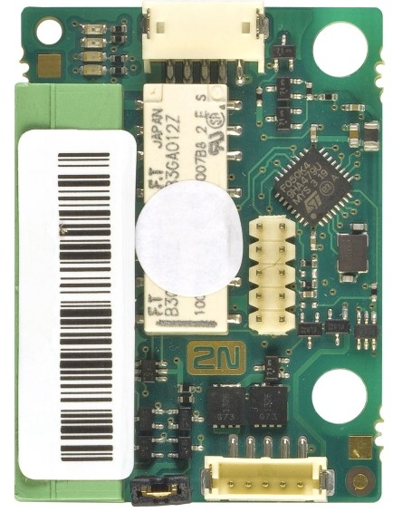 2N Telecommunications IP VERSO I/O MODULE