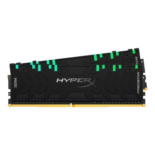 HyperX Predator HX436C17PB4AK2/16 memory module 16 GB 2 x 8 GB DDR4 3600 MHz