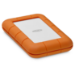 LaCie Rugged Secure disco duro externo 2000 GB Naranja, Blanco