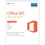 Microsoft Off 365 Home English APAC DM Subscr 1YR Medialess P2
