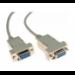 Hypertec 136021-HY serial cable Grey 5 m DB-9