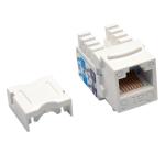 Tripp Lite N238-001-WH socket-outlet RJ-45 White
