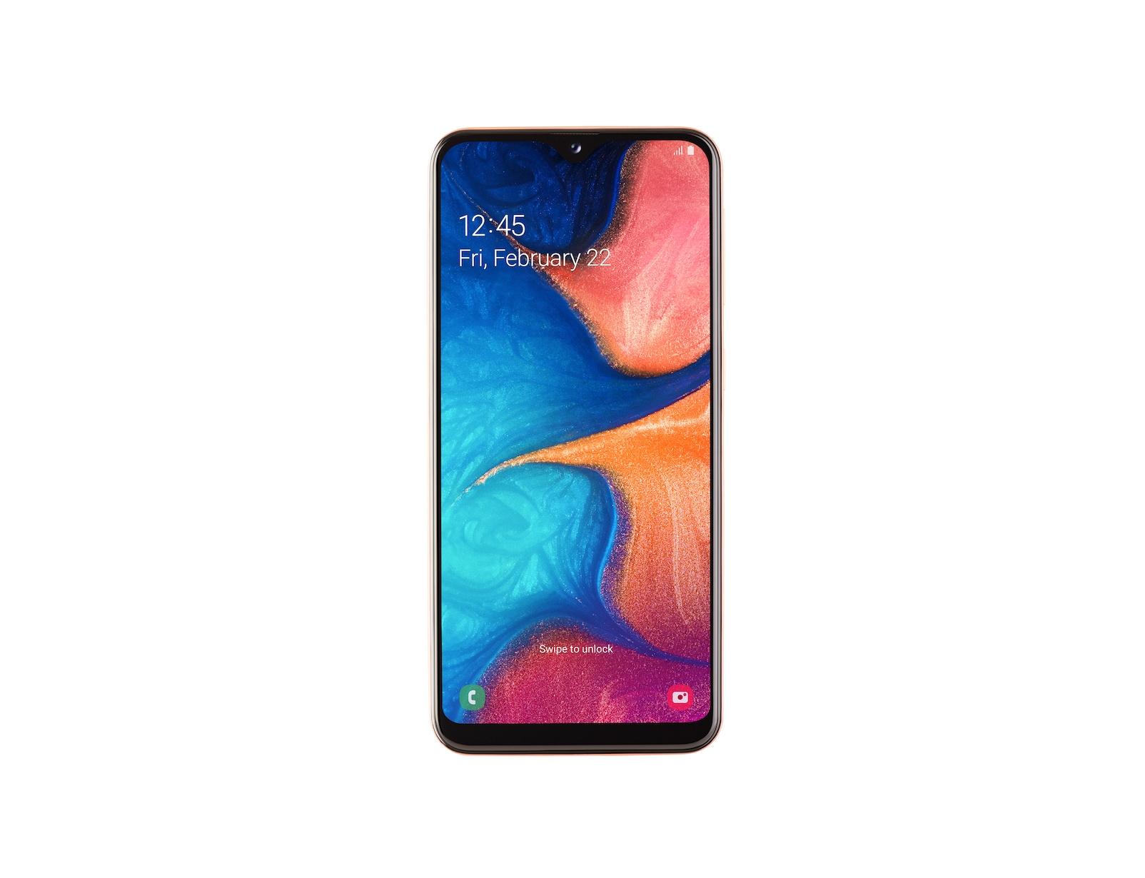"""Samsung Galaxy SM-A202F 14.7 cm (5.8"""") 3 GB 32 GB Dual SIM 4G Coral 3000 mAh"""