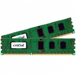 Crucial CT2K51264BD160BJ memory module 8 GB DDR3 1600 MHz