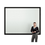 Metroplan Eyeline Frame projection screen 4:3