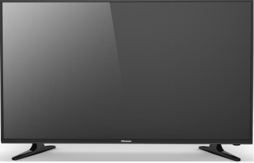 Pantalla Television Hisense 32 Led Hd Usb 60hz Negra