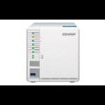 QNAP TS-351 J1800 Ethernet LAN Tower White NAS