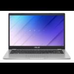 "ASUS E410MA-EK018TS DDR4-SDRAM Notebook 35.6 cm (14"") 1920 x 1080 pixels Intel® Celeron® N 4 GB 64 GB eMMC Wi-Fi 5 (802.11ac) Windows 10 Home S White"