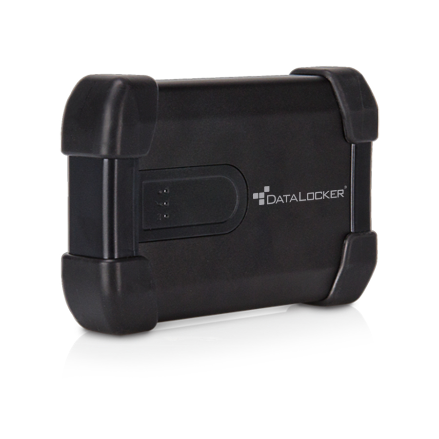 DataLocker H300 500GB Black external hard drive