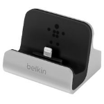 Belkin Express Dock mobile device dock station Tablet Black,Silver