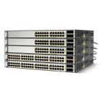 Cisco Catalyst 3750E Managed L3 Power over Ethernet (PoE)