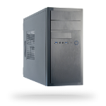 Chieftec HT-01B-350GPB 350W Black computer case