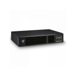 V7 1500VA UPS RACK MOUNT 2U LCD