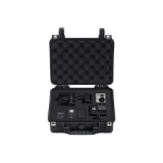 Proper Hard Protective Case for GoPro, Camera, Camcorder, Action Cam Hard case Black