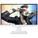 "Viewsonic VX Series 2363SMHL-W 23"" Full HD TFT Matt White computer monitor"