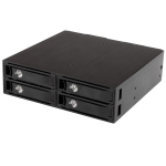 StarTech.com 4-bay mobile rack backplane for 2.5in SATA/SAS drives