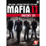 Feral Mafia II - Deluxe Edition Mac Deluxe Mac Videospiel