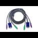 Aten 2L5003P 3m KVM cable