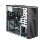 Supermicro SuperWorkstation 5037A-T Intel P67 Express Socket H2 (LGA 1155) Midi-Tower Black