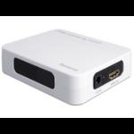 DeLOCK 65494 AV receiver Black,White AV extender