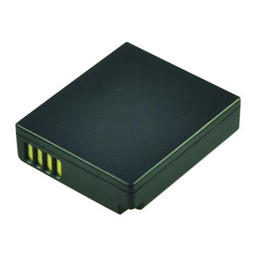 2-Power Digital Camera Battery 7.2V 650mAh