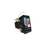 MicroMobile MSPP1807 Armband case Black mobile phone case