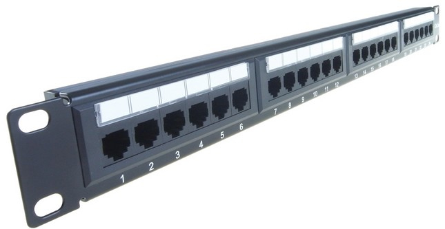 CONNEkT Gear 90-0060 patch panel 1U