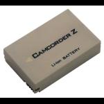 2-Power Camcorder Battery 7.4v 1100mAh
