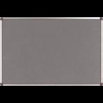 Nobo Classic Felt Noticeboard Grey 1800x1200mm