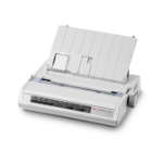 OKI ML280eco (SER) dot matrix printer 375 cps 240 x 216 DPI