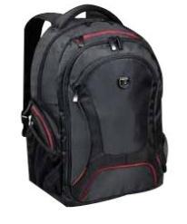 Port Designs 160510 backpack Nylon Black