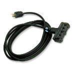"""Black Box EPWR60 power extension 177.2"""" (4.5 m) 3 AC outlet(s)"""