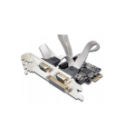 Microconnect MC-PCIE-MCS1P2S Internal Parallel,Serial interface cards/adapterZZZZZ], MC-PCIE-MCS1P2S