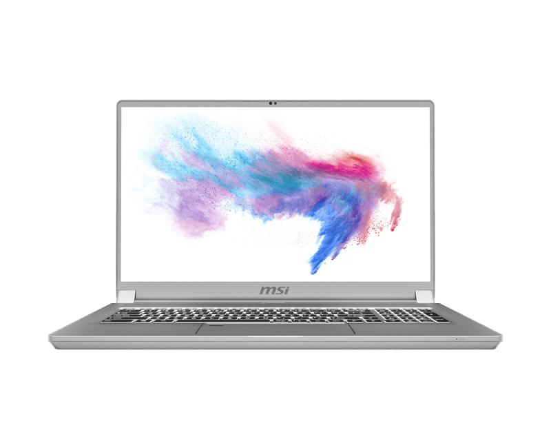 "MSI Creator A10SE-206ES Ultraportátil Gris 43,9 cm (17.3"") 3840 x 2160 Pixeles Intel® Core™ i7 de 10ma Generación 32 GB DDR4-SDRAM 1000 GB SSD NVIDIA® GeForce RTX™ 2060 Wi-Fi 6 (802.11ax) Windows 10 Pro"