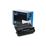 Click, Save & Print Remanufactured Lexmark 64016HE Black Toner Cartridge