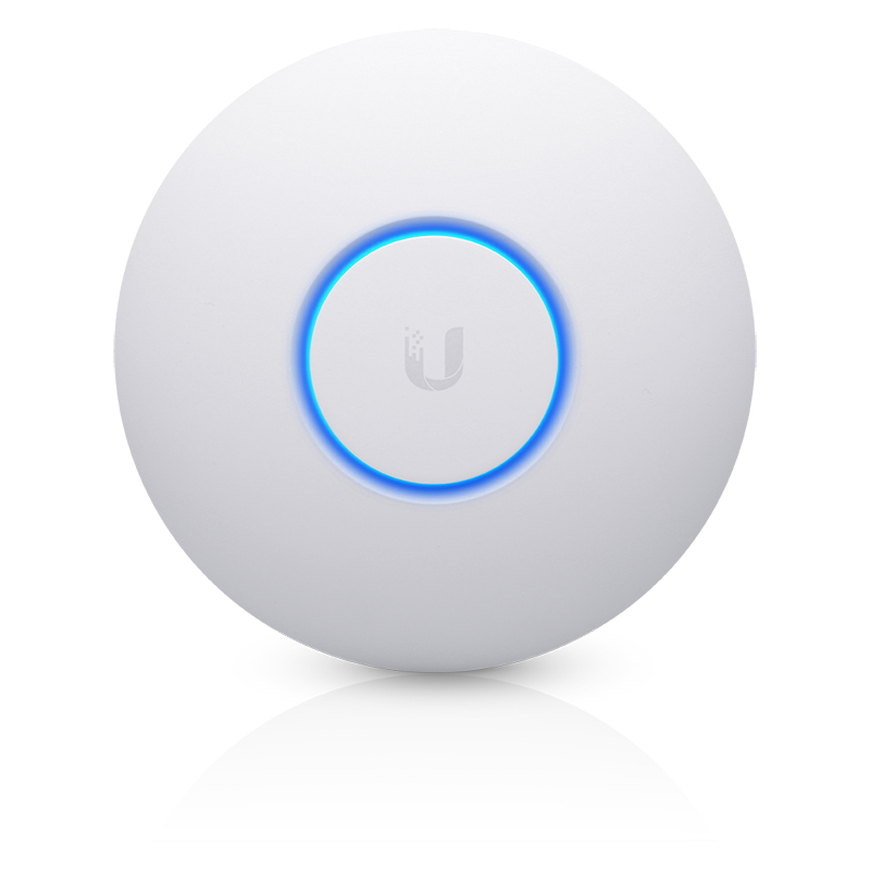 Ubiquiti Networks UniFi nanoHD WLAN access point Power over Ethernet (PoE) White 1733 Mbit/s