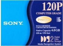 Sony DATA CARTRIDGE DDS-2 4 mm