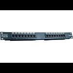 Trendnet 16-port Cat5/5e Unshielded Patch Panel
