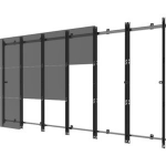 Peerless DS-LEDIF-6X3 flat panel wall mount Black